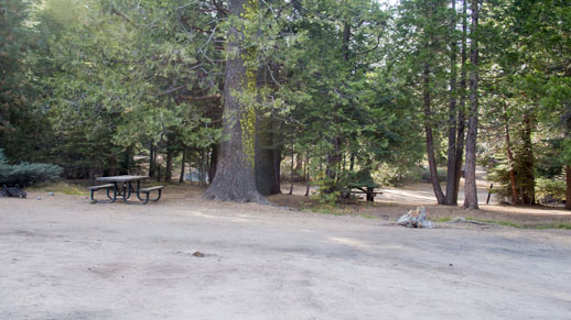 Brightman Flat Campground