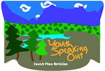 Follow this link to find out how the youth can get involved in the Forest Plan Revision process