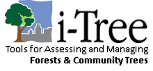 i-Tree Tools for Assessing & Managing Forests & Community Trees