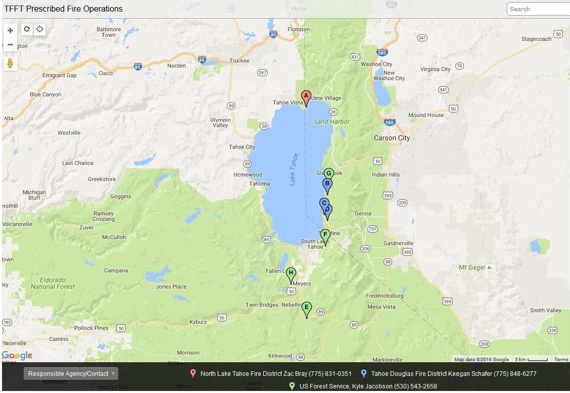 Lake Tahoe Basin Mgt Unit - News & Events