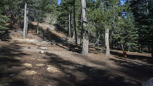 Herring Creek Campground