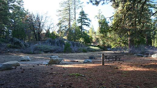 Cascade Creek Campground