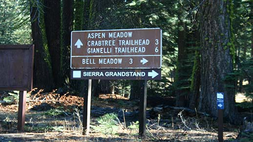 Bell Meadow General Sign