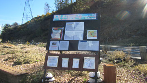 Rim of the World Information Board