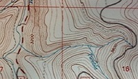 Thumbnail: Topo Map. Select to go to Forest Service Topo Maps