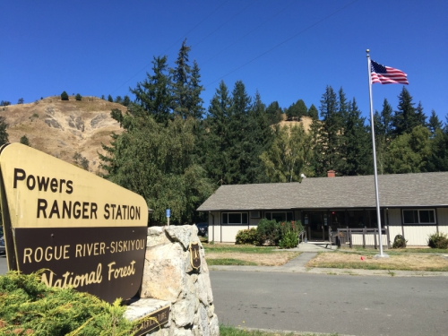 Powers Ranger District