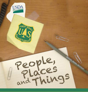 People, Places, and Things