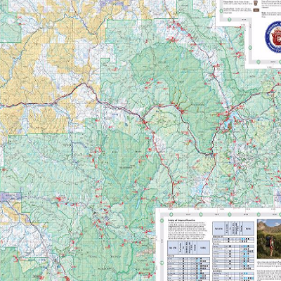 carson national forest map » Full HD Pictures [4K Ultra] | Full ...