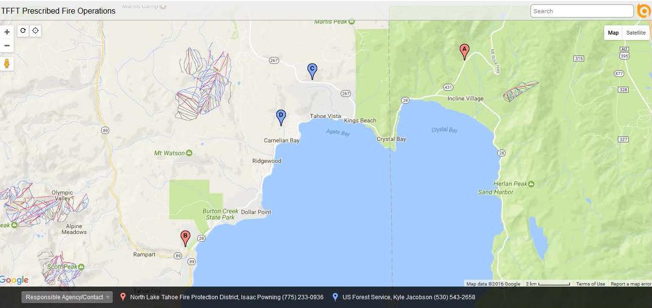 Lake Tahoe Basin Mgt Unit News Events