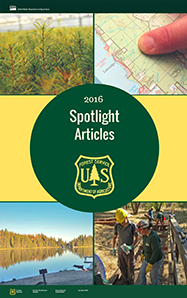 USDA Forest Service, Pacific Southwest Region: Spotlight Articles 2016
