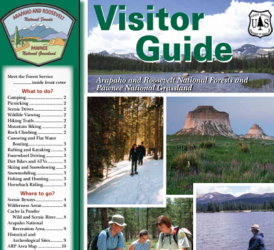 Thumbnail: Select to view Visitor Guide