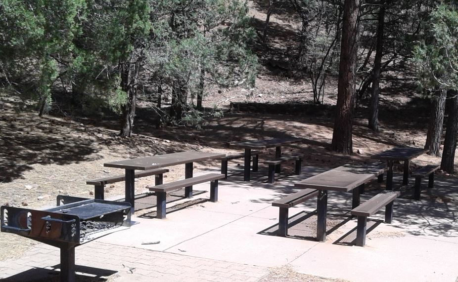 Highway 287 picnic area