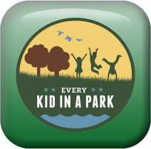 Every Kid in the Park Button