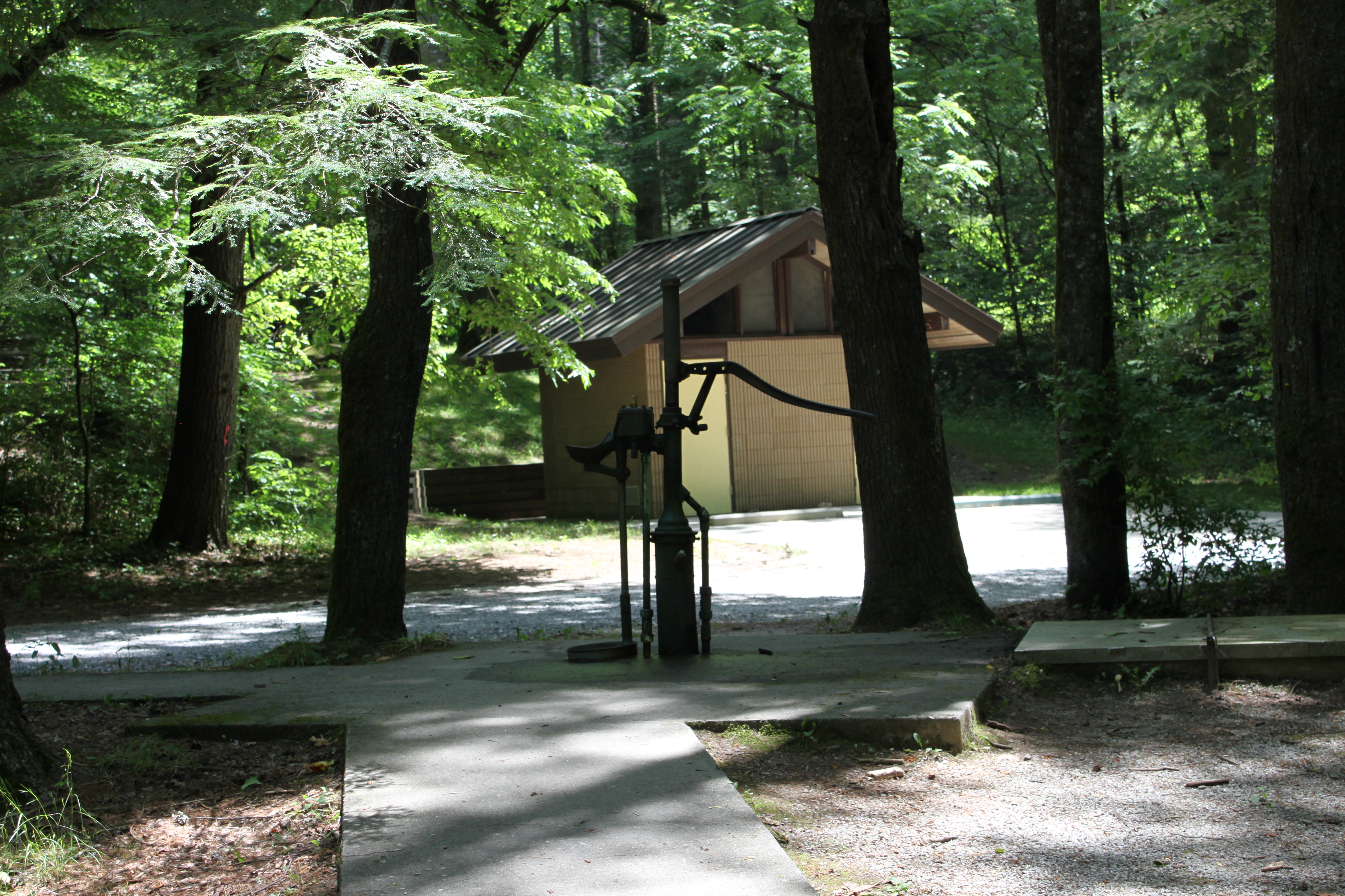 Chattahoochee-Oconee National Forests - Tate Branch Campground