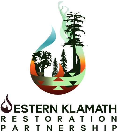 Logo for the Western Klamath Restoration Partnership
