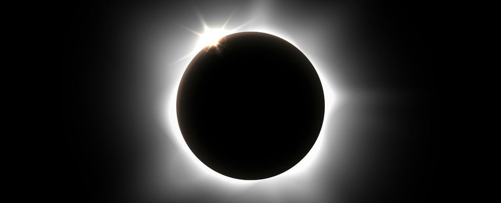 image of solar eclipse