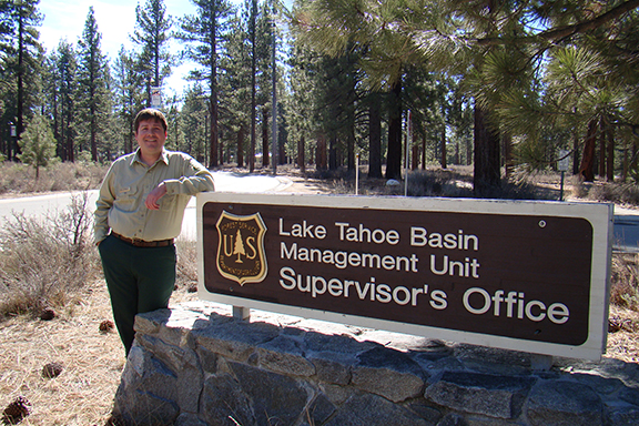 Lake Tahoe Basin Management Unit Forest Supervisor
