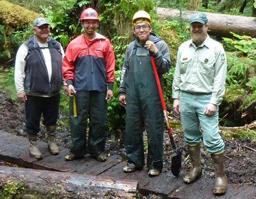 Angoon Youth Conservation Corps