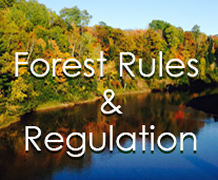 Forest Rules and Regulations
