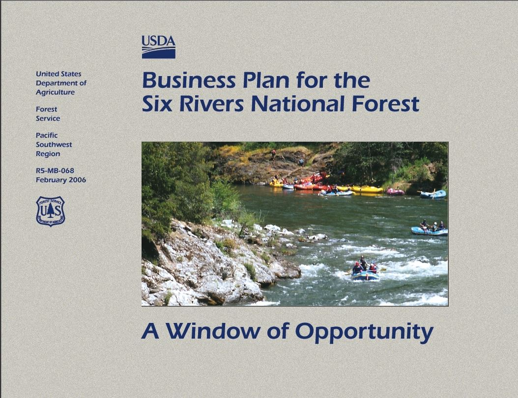 Six Rivers National Forest Maps  Publications - Map of us forest types