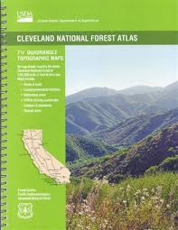 Cleveland National Forest - Maps & Publications