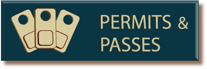 Find out about obtaining permits or passes for certain activities on the forest.