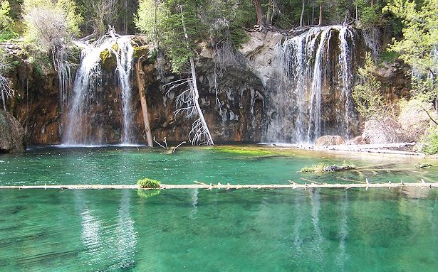 White River National Forest - Hanging Lake Trail #1850