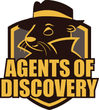 Agents of Discovery Logo