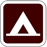 Image result for forest Service no camping sign