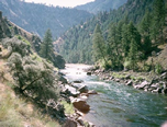 FCRNR Wilderness river picture
