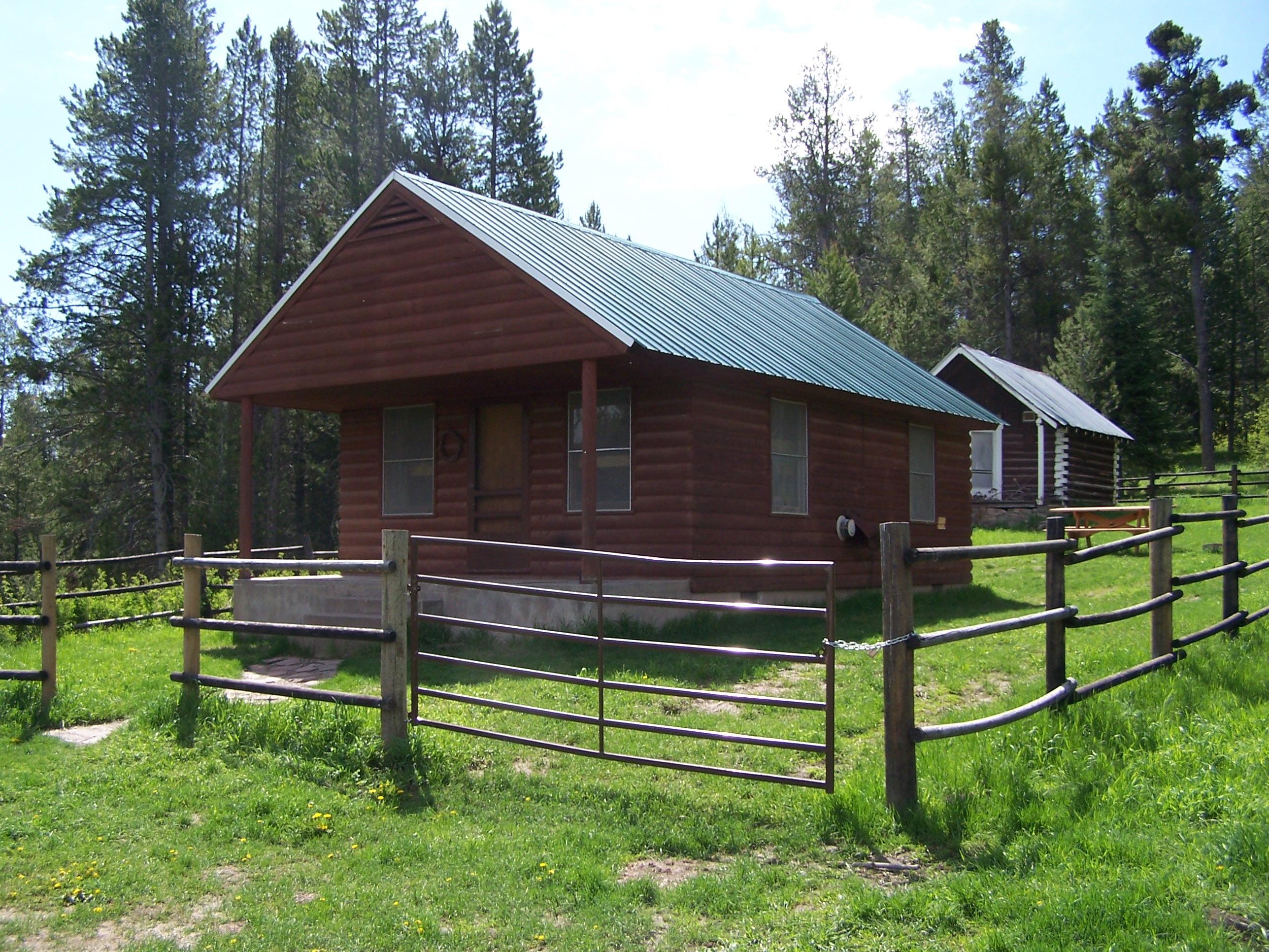 Caribou-Targhee National Forest - Offices
