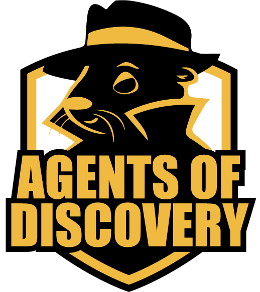 Logo for Agents of Discovery