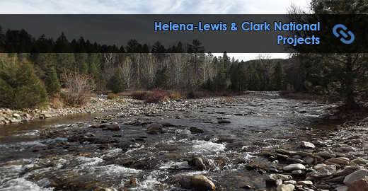 Helena-Lewis and Clark National Forest Projects