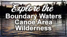 Boundary Water Canoe Area Wilderness