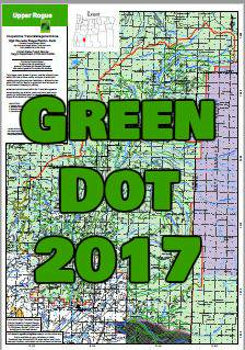 Green Dot Map Button page 1