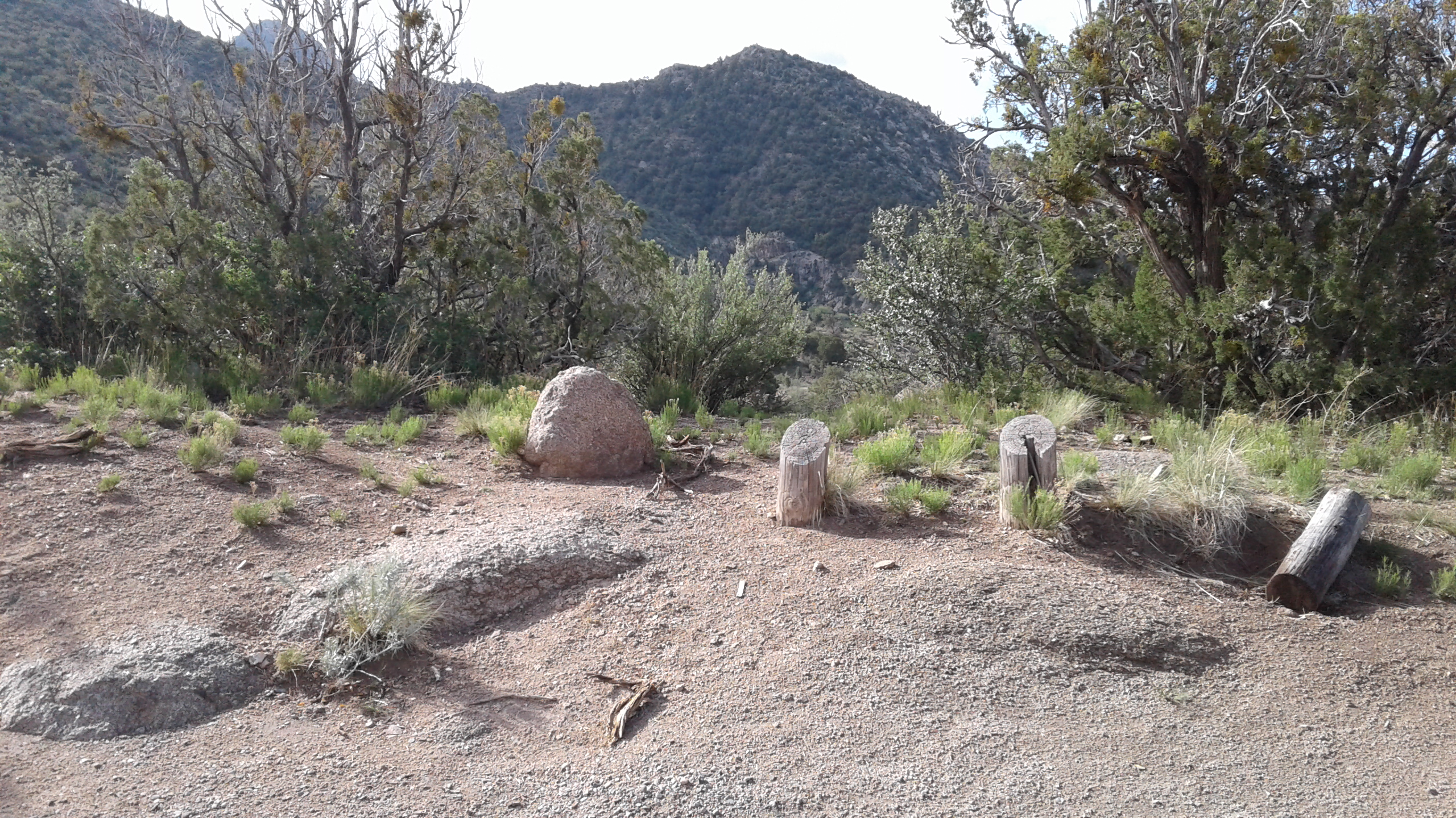 La Luz Trail Scenic View 2