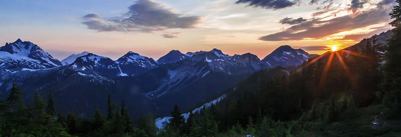 Mt  Baker-Snoqualmie National Forest - Home