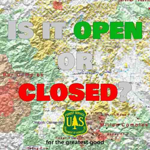 Open or Closed 2017