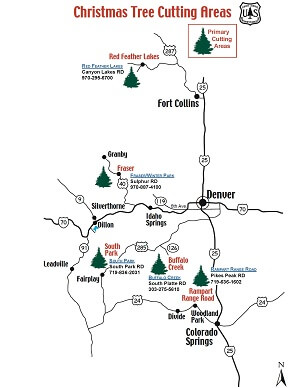 Graphic: Christmas tree cutting map thumbnail