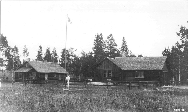 photo of Burgess Ranger Station Cabin