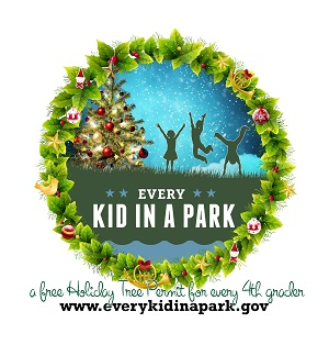 Every Kid In a Park Christmas Graphic