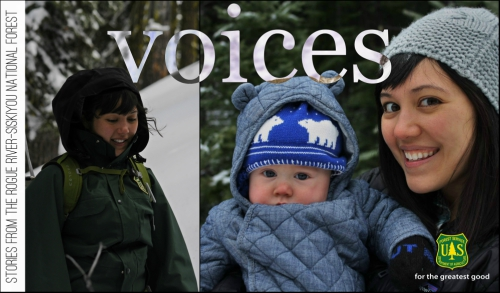 Voices: Sheila, Wildlife Biologist
