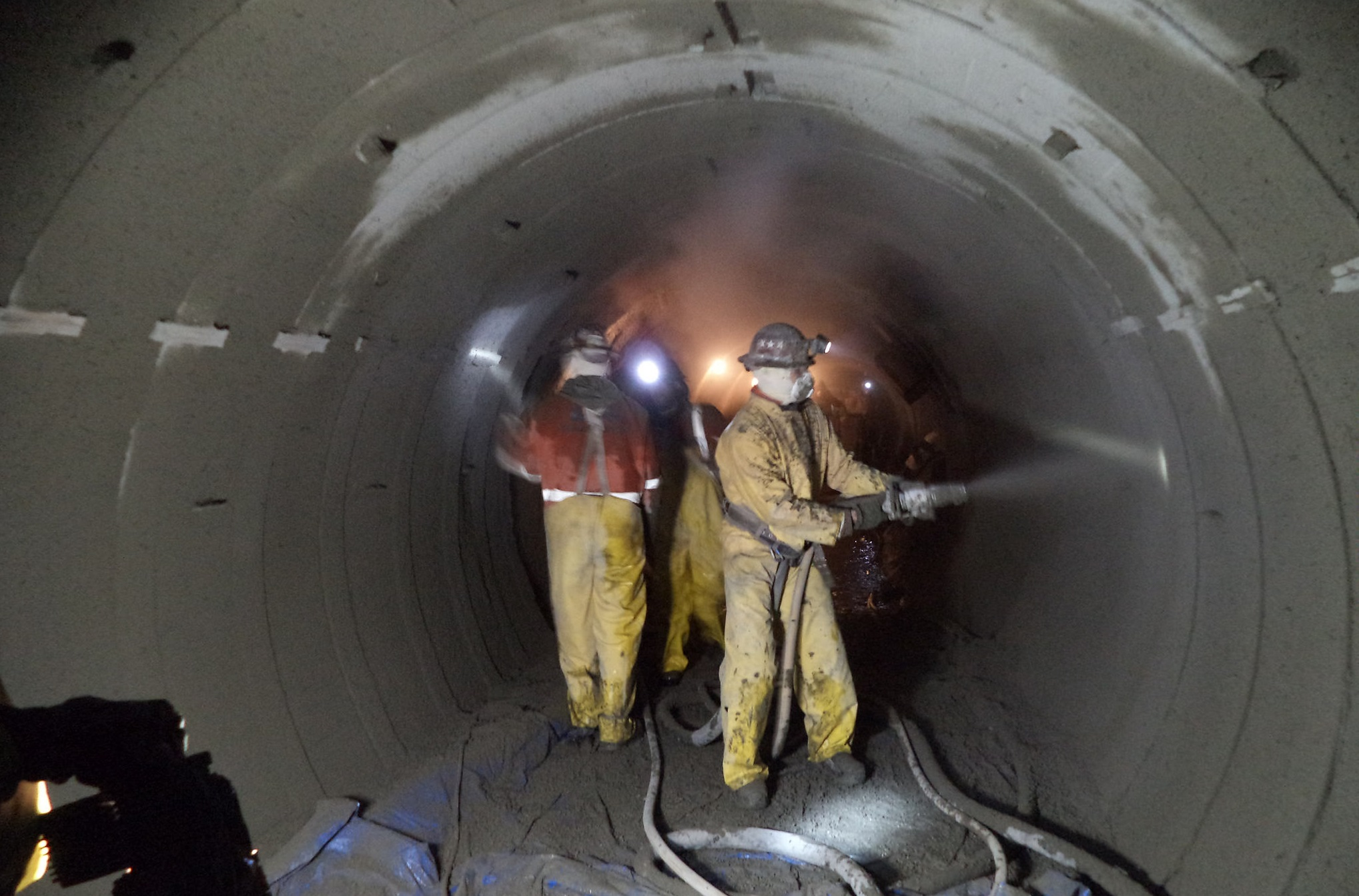Critical Tunnel Repairs