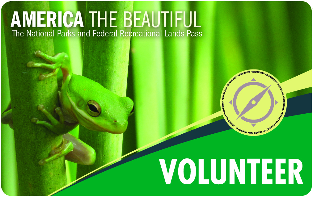 2018 Interagency Pass Volunteer Annual
