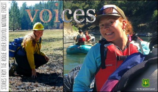 Voices: Kailey Clarno, Botanist
