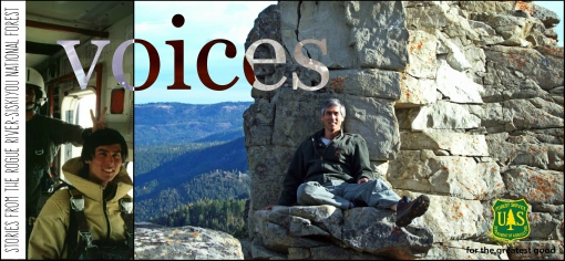 Voices: Roland, Acting Public Affairs Officer