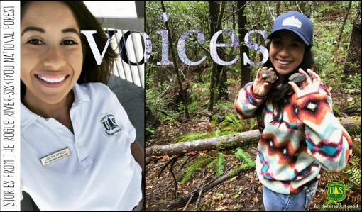 Voices: Lizeth, Soils Scientist and Hydrologist