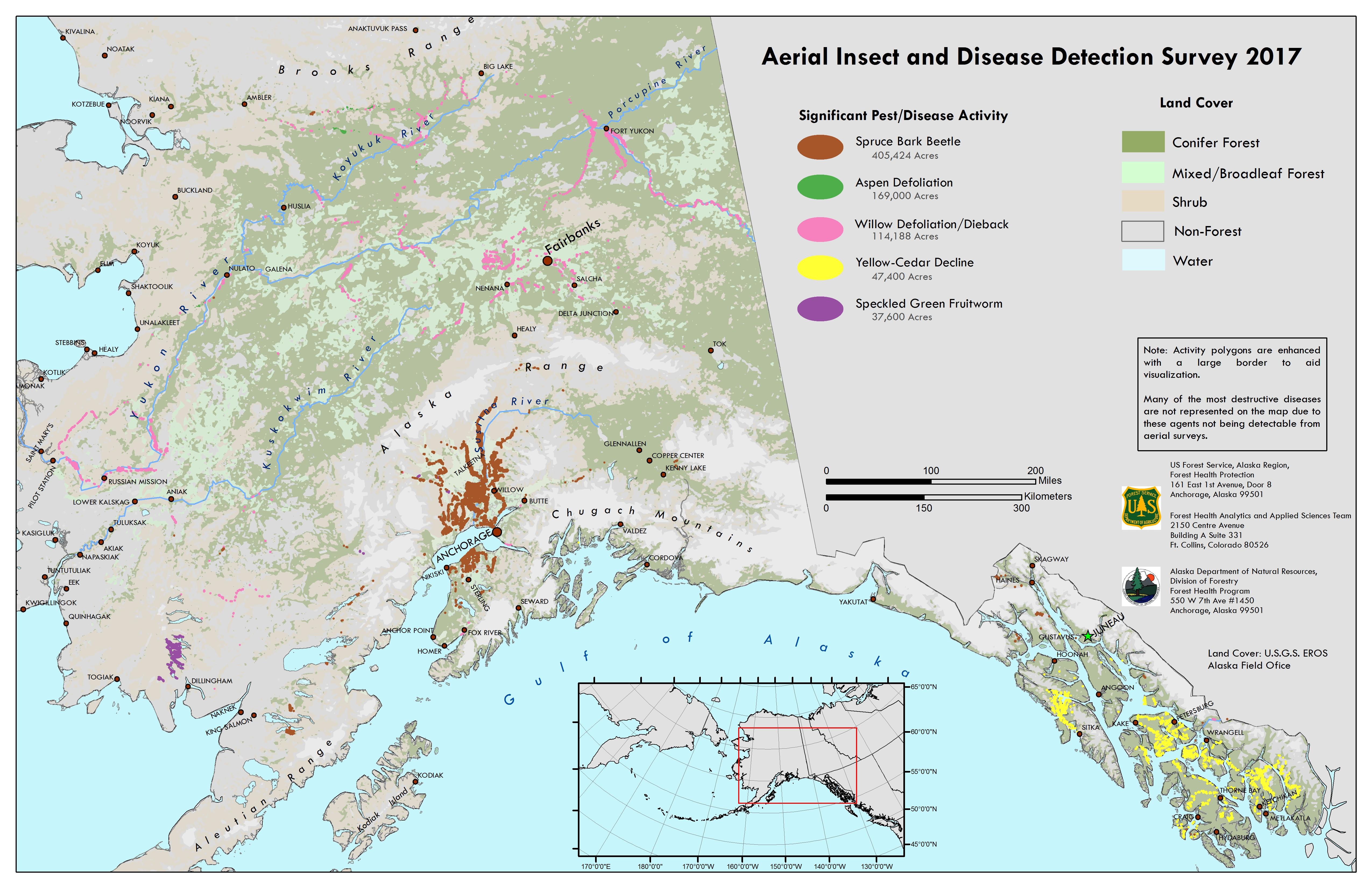 Region 10 - Forest & Grland Health on map of seward alaska, map of vancouver bc, sitka alaska, map of alaska and canada, map of denali alaska, juneau alaska, map of homer alaska, map of southeast alaska, map of wasilla alaska, map of naknek alaska, large print map of alaska, map of alaska inside passage, road map of alaska, map of kotzebue alaska, skagway alaska, outline map of alaska, ketchican alaska, map of hoonah alaska, juno alaska, map of craig alaska,
