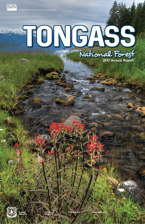 State of The Tongass 2017 Front Page Web