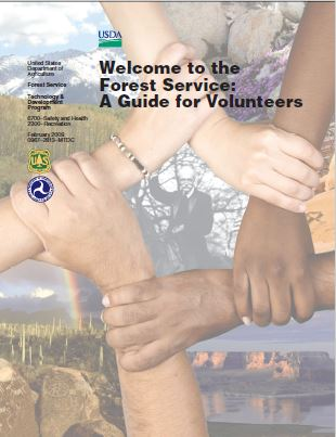 FS Volunteer Guide image
